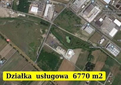 parcel for sale - Oława